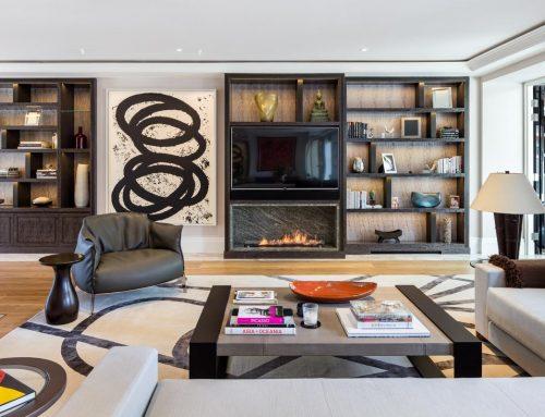 London Penthouse duplex apartment